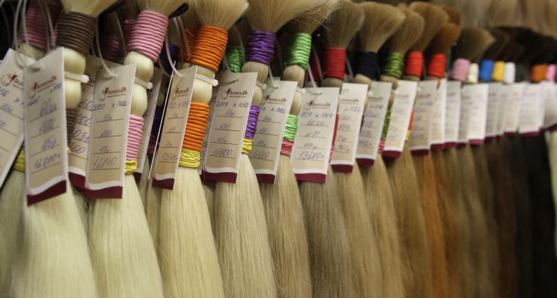 Wholesale Of Human Hair Extensions